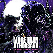 More than a thousand - Vol.4 make friends and enemies lyrics
