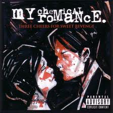 My Chemical Romance - Three Cheers For Sweet Revenge lyrics