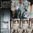 Napalm Death - Enemy Of The Music Business lyrics