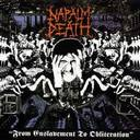 Napalm Death - From Enslavement To Obliteration lyrics