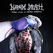 Napalm Death - Throes of joy in the jaws of defeatism lyrics