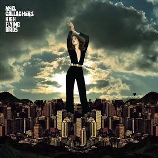 Noel Gallagher - Blue moon rising lyrics