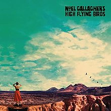 Noel Gallagher - Who built the moon? lyrics