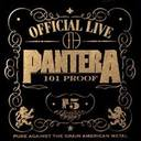 Pantera - 101 Proof - Official Live lyrics
