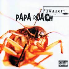 Papa Roach - Infest lyrics