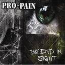 Pro-Pain - No End To Sight album lyrics