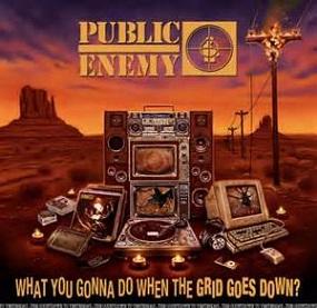 Public Enemy lyrics