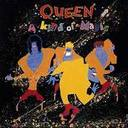 Queen - A kind of magic album lyrics