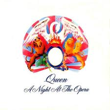 Queen - A Night At The Opera album lyrics