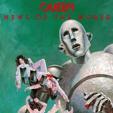 Queen - News Of The World album lyrics