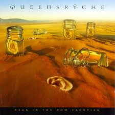 Queensryche - Hear In The Now Frontier album lyrics