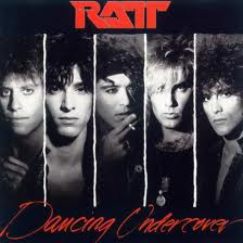 Ratt - Dancing Undercover album lyrics