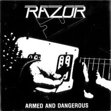 Razor - Ball And Chain lyrics