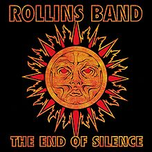Rollins Band - The end of silence lyrics