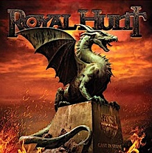 Royal Hunt - Cast in stone lyrics
