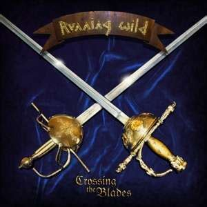 Running Wild - Crossing the blades lyrics