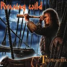 Running Wild - The Privateer lyrics
