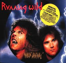 Running Wild - Wild Animal lyrics