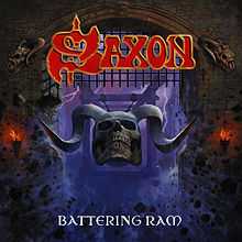 Saxon - Battering ram lyrics