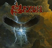 Saxon - Thunderbolt lyrics