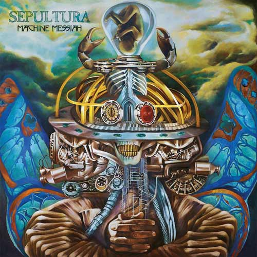 Sepultura - Machine messiah lyrics