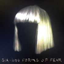 Sia - 1000 forms of fear lyrics