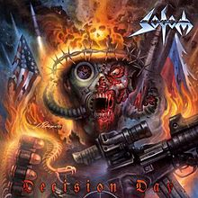Sodom - Decision day lyrics