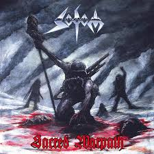 Sodom Sacred warpath lyrics