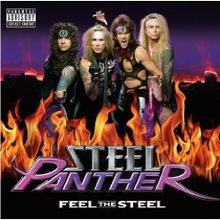 Letras de Steel Panther - Feel the steel