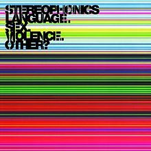 Stereophonics - Language sex violence other? lyrics