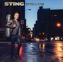 Sting - 57th & 9th lyrics