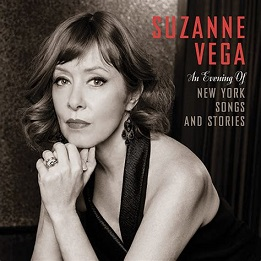 Suzanne Vega - An evening of new york songs and stories lyrics