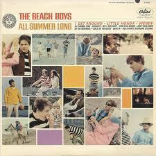 The Beach Boys lyrics