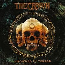 The Crown - Crowned in terror lyrics