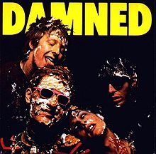 The Damned - Damned damned damned lyrics