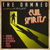 The Damned - Evil spirits lyrics