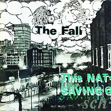 The Fall - This nations saving grace lyrics