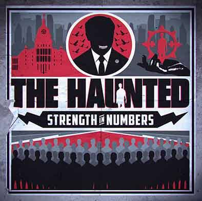 The Haunted - Strength in numbers lyrics
