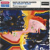 The Moody Blues - Days Of Future Passed lyrics