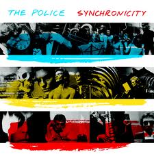 The Police - Synchronicity lyrics