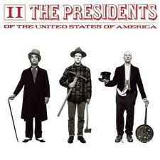 The Presidents of the U.S.A. - Presidents Of The United States Of America 2 lyrics
