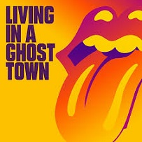 The Rolling Stones Living in a ghost town lyrics