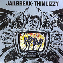 Thin Lizzy lyrics