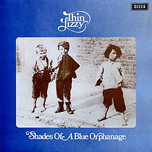 Thin Lizzy - The Rise & Dear Demise Of The Funky Nomadic Tribes lyrics