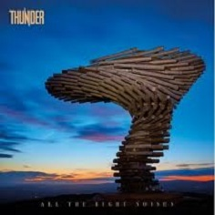 Thunder - All the right noises music lyrics
