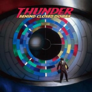 Thunder - Behind closed doors lyrics