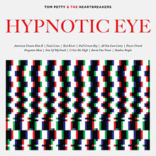 Tom Petty - Hypnotic eye lyrics