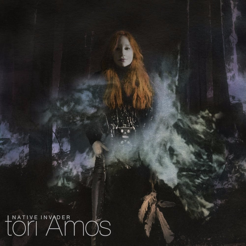 Tori Amos - Native invader lyrics