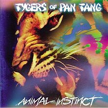 Tygers Of Pan Tang - Animal instinct lyrics