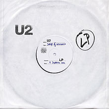 U2 This is where you can reach me now lyrics